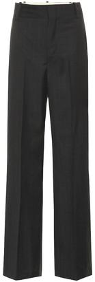 Etoile Isabel Marant Isabel Marant, étoile Nedford high-waisted wool pants