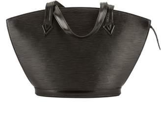 Louis Vuitton Noir Epi Leather Saint Jacques PM Bag (Pre Owned)