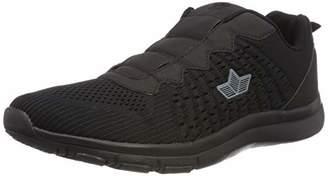 Lico Men's's Eclipse Slipper Low-Top Sneakers Black Schwarz