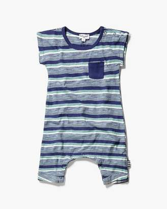 Splendid Baby Boy Onesie Pocket Stripe