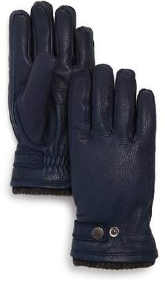 Hestra Utsjo Top-Snap Leather Gloves