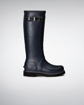 Hunter Women's Balmoral Poly-lined Rain Boots