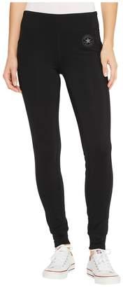 Converse Pocket Leggings Women's Casual Pants