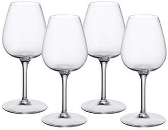 Villeroy & Boch Purismo Dessert Wine Goblets, Set of 4