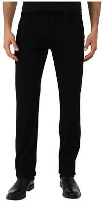 Paige Normandie in Black Shadow Men's Jeans