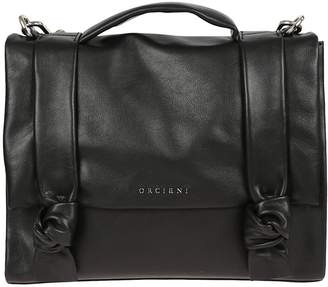 Orciani Leather Briefcase