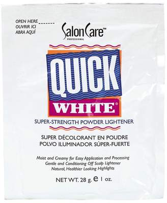 Salon Care Quick White Powder Lightener Packette