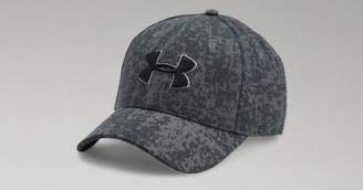 7944b38deb7 Under Armour Men s UA Printed Blitzing Stretch Fit Cap