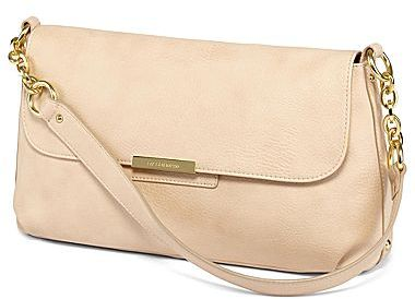 Liz Claiborne Florence Flap Shoulder Bag
