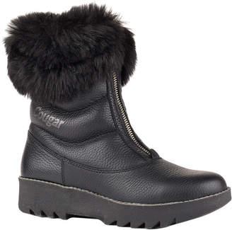 Cougar Women's Puffy Zip Waterproof Boot