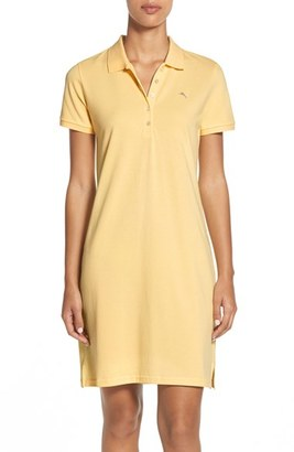 Women's Tommy Bahama 'Paradise' Polo Dress $88 thestylecure.com