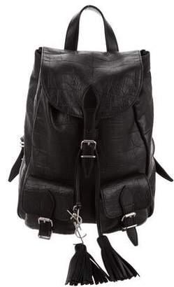 Saint Laurent Small Festival Backpack
