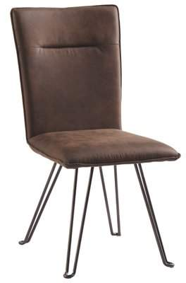 Union Rustic Trafton Upholstered Dining Chair (Set of 2)