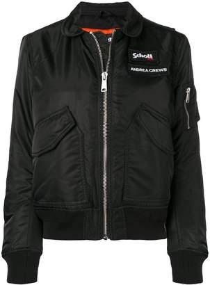 Andrea Crews ボンバージャケット