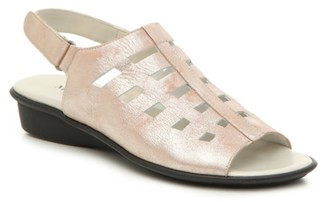Sesto Meucci Luxury Elita Wedge Sandal