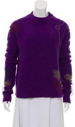Acne Studios Wool Knit Sweater