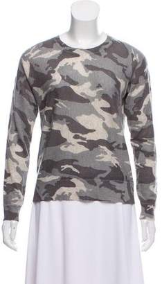 Zadig & Voltaire Cashmere Army Sweater