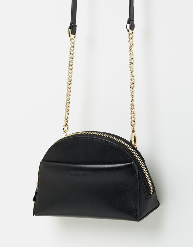 Half Moon Micro Crossbody
