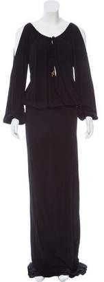 Gucci Long Sleeve Maxi Dress w/ Tags