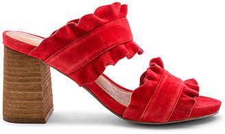 Free People Rosie Ruffle Heel
