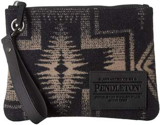 Pendleton Clutch w/ Grommet Clutch Handbags