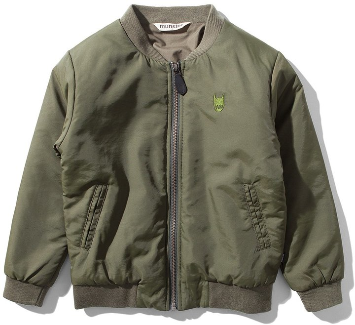 Munster Youth Boy's Bombster Jacket