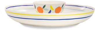 Kate Spade Citrus Twist Chip & Dip Bowl