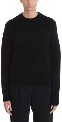 3.1 Phillip Lim Black Alpaca Wool Sweater