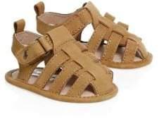 Ralph Lauren Baby's Darrell II Suede Sandals
