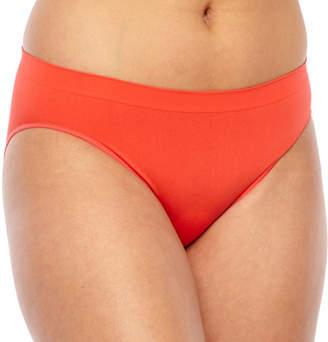 Ambrielle Seamless High-Cut Panty