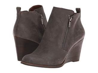 Lucky Brand Yesterr Women's Wedge Shoes