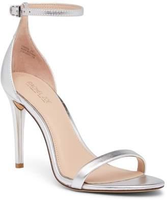 Rachel Zoe Ema Metallic Leather Stiletto Sandal