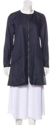 Harvey Faircloth Longline Zip Jacket
