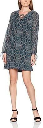 Suncoo Women's Candice Party Dress, Green 25-VERT, Medium