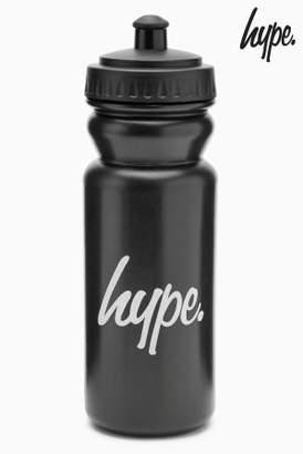Hype Boys Logo Water Bottle - Black