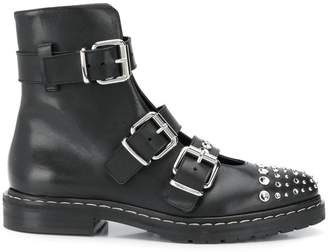 McQ studded Fate boots