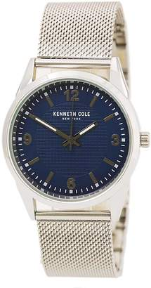 Kenneth Cole New York Kenneth Cole Men's 10030779 Stainless-Steel Quartz Watch