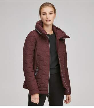 Andrew Marc Sapphire Quilted Jacket