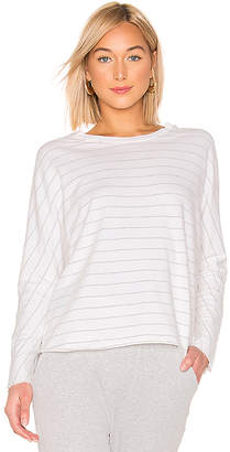 Frank And Eileen Oversized Continuous Sleeve Sweatshirt