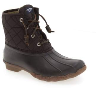 Sperry 'Saltwater' Waterproof Rain Boot