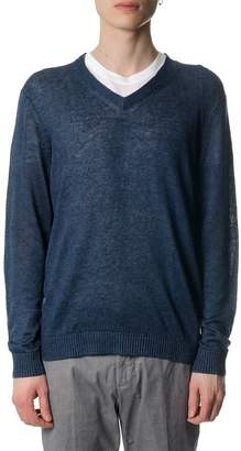 MICHAEL Michael Kors Night Blue Linen Sweater
