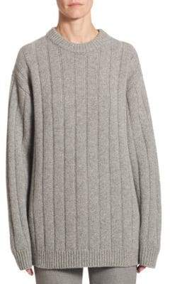 The Row Lilla Cashmere Pullover Sweater