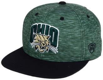 Top of the World Ohio Bobcats Energy 2-Tone Snapback Cap