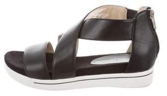 Adrienne Vittadini Claud Flatform Sandals