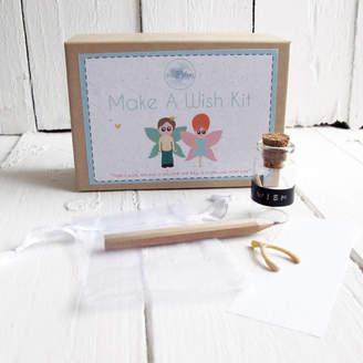 Hurley Sarah Personalised Make A Wish Kit