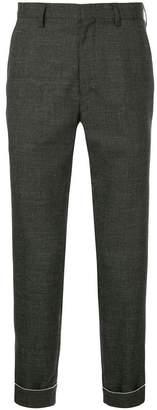 Kolor slim-fit trousers