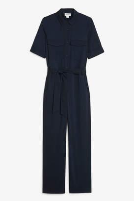 Monki Utilitarian jumpsuit