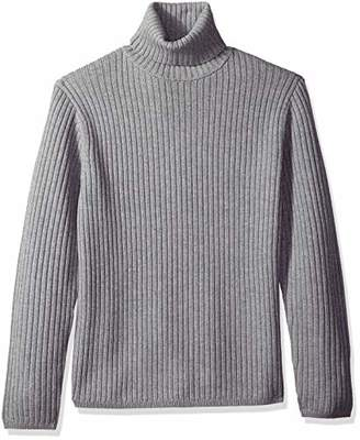 Theory Men's Wool Turtleneck