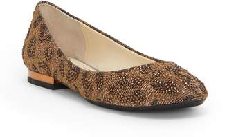 Jessica Simpson Ginelle Beaded Ballet Flat