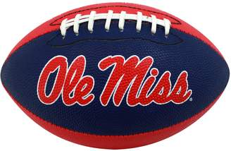 NCAA Baden Ole Miss Rebels Junior Size Grip Tech Football